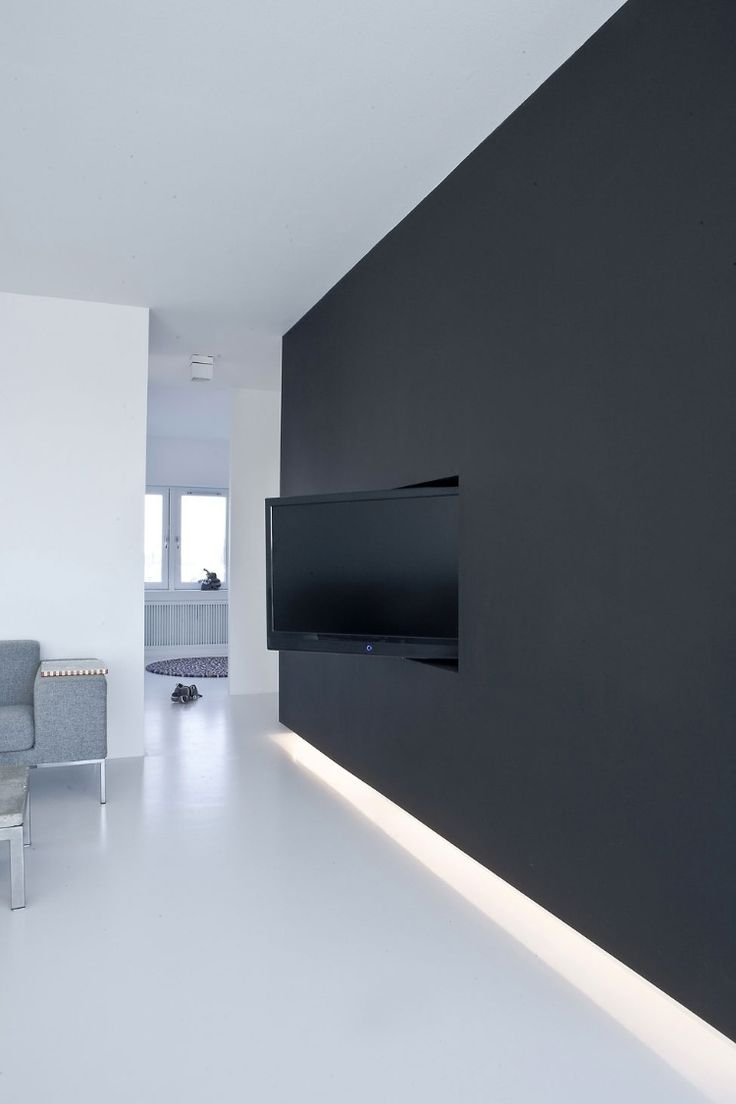 Tv Hidden In Wall Part - 33: House Dazzle
